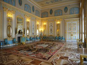 Inside the Catherine Palace (Moscow)