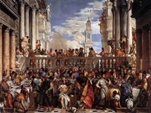 The Wedding at Cana (Paolo Veronese)