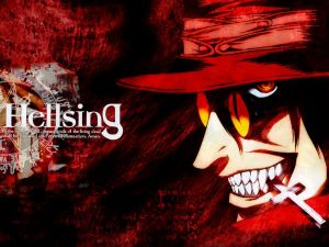 Hellsing. In the name of God...