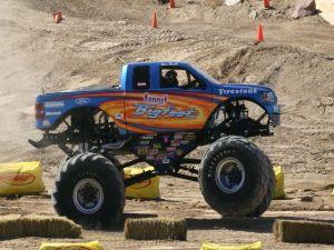 Bigfoot Truck (Arizona, USA)
