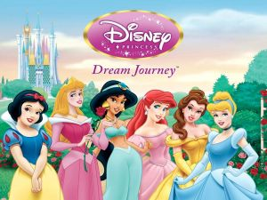 Disney Princesses, Dream Journey