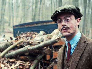 Richard Harrow, a friend of Jimmy