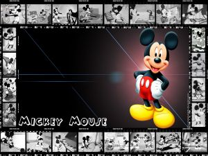 Mickey Mouse, the beginnings