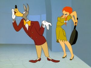 Part of the work of Tex Avery