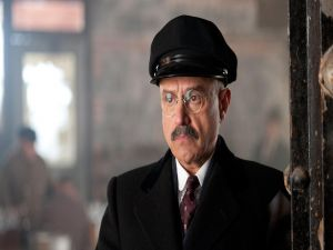 Eddie Kessler (Anthony Laciura), the faithful assistant of Nucky