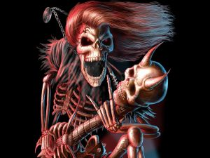 Rocker skeleton