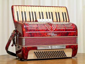 Charron Freres, accordion of 1950