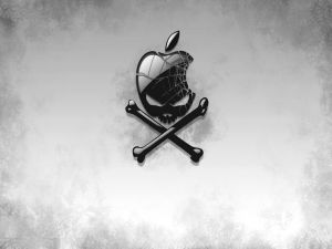 Apple pirate