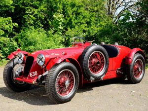 1939 Aston Martin