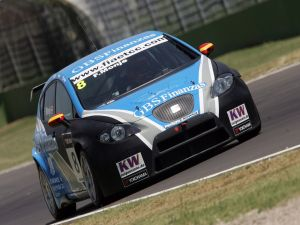 The driver Fernando Monje