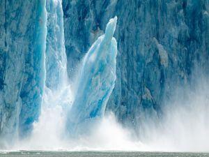 Piece of an iceberg
