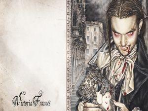 Vampire, by Victoria Francés