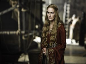 Cersei Lannister, queen of the Seven Kingdoms
