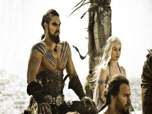 Kalesi and Drogo