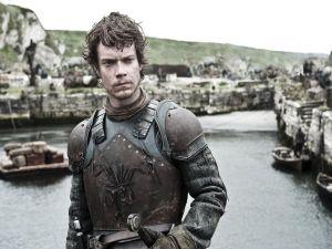 Theon Greyjoy, heir to the Iron Islands