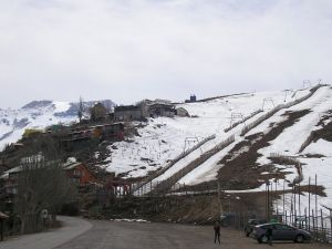 Farellones, ski resort