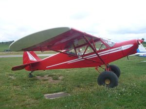 "Ultralight ""Savage Cub"""