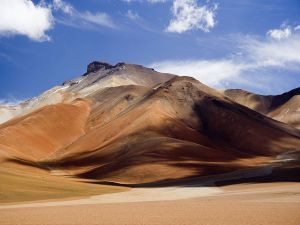 Colours of the Bolivian Altiplano