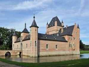 Castle Bossenstein (Antwerp, Belgium)