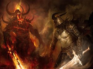 Infernal battle