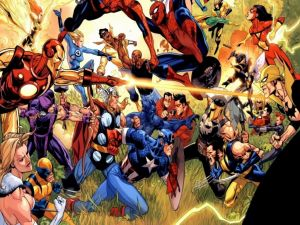 Marvel Battle