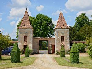 Logis de Chenard, Chavenat, Charente, France