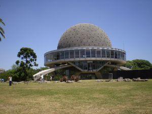 Planetarium of Buenos Aires city, Argentina