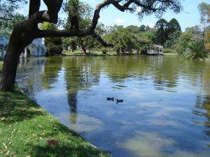 "Park ""Tres de Febrero"", Palermo neighborhood, Buenos Aires"