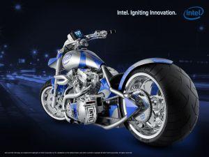 Intel motorbike