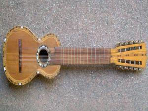 Bolivian charango