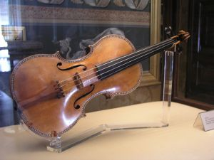 The Spanish Stradivarius II, from the collection of the Royal Palace of Madrid