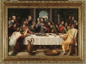 The Last Supper (Juan de Juanes)