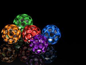 Strange spheres