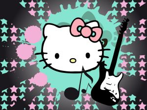 Musical Hello Kitty