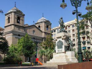 Church of Nuestra Señora del Portillo, Zaragoza, Spain