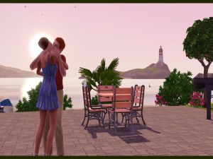 "Love in ""The Sims 3"""