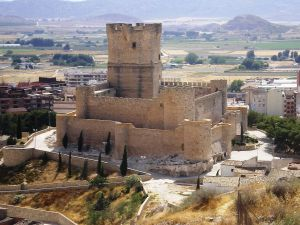 Atalaya Castle, Villena (Alicante, Spain)