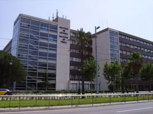 Building of the Faculties of Physics and Chemistry (Spain)