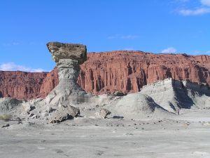 Ischigualasto or Valle de la Luna (San Juan, Argentina)