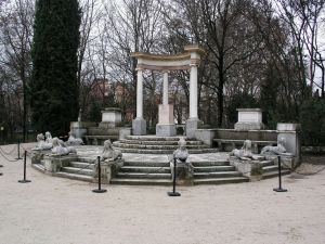 Square of the Emperors (Madrid, Spain)