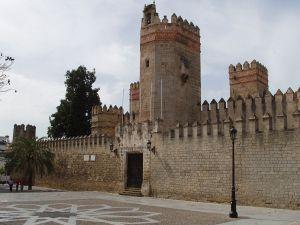 Castle of San Marcos, in El Puerto de Santa María (Cádiz, Spain)