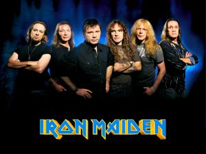 The Iron Maiden band members