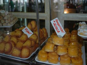 Typical sweets of Alcala de Henares (Madrid, Spain)