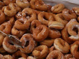Asturian rosquillas