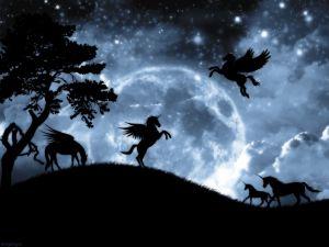 Unicorns and Pegasus