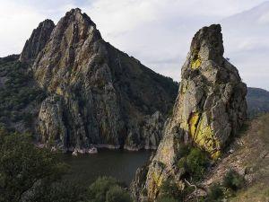 El Salto del Gitano, Monfragüe National Park (Spain)