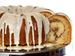 Cinnamon Cake