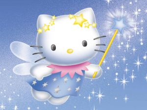 Hello Kitty Fairy