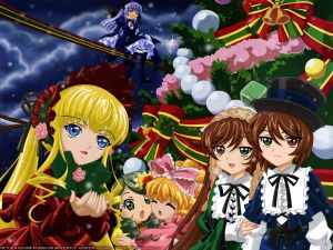 Christmas with Rozen Maiden