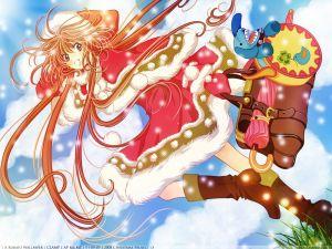 Christmas with Kobato